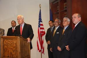 HNBA Press Conference with Senator John Cornyn