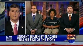 Sean Hannity Fox News Interview