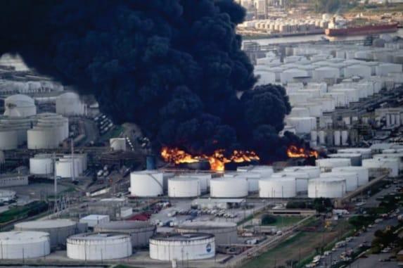 ITC explosion