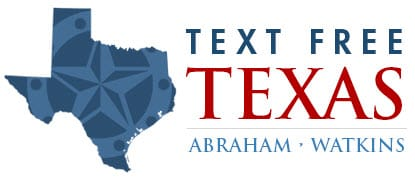Text Free Texas scholarship program